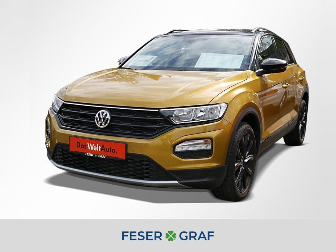 VW T-ROC (Bild 1/15)