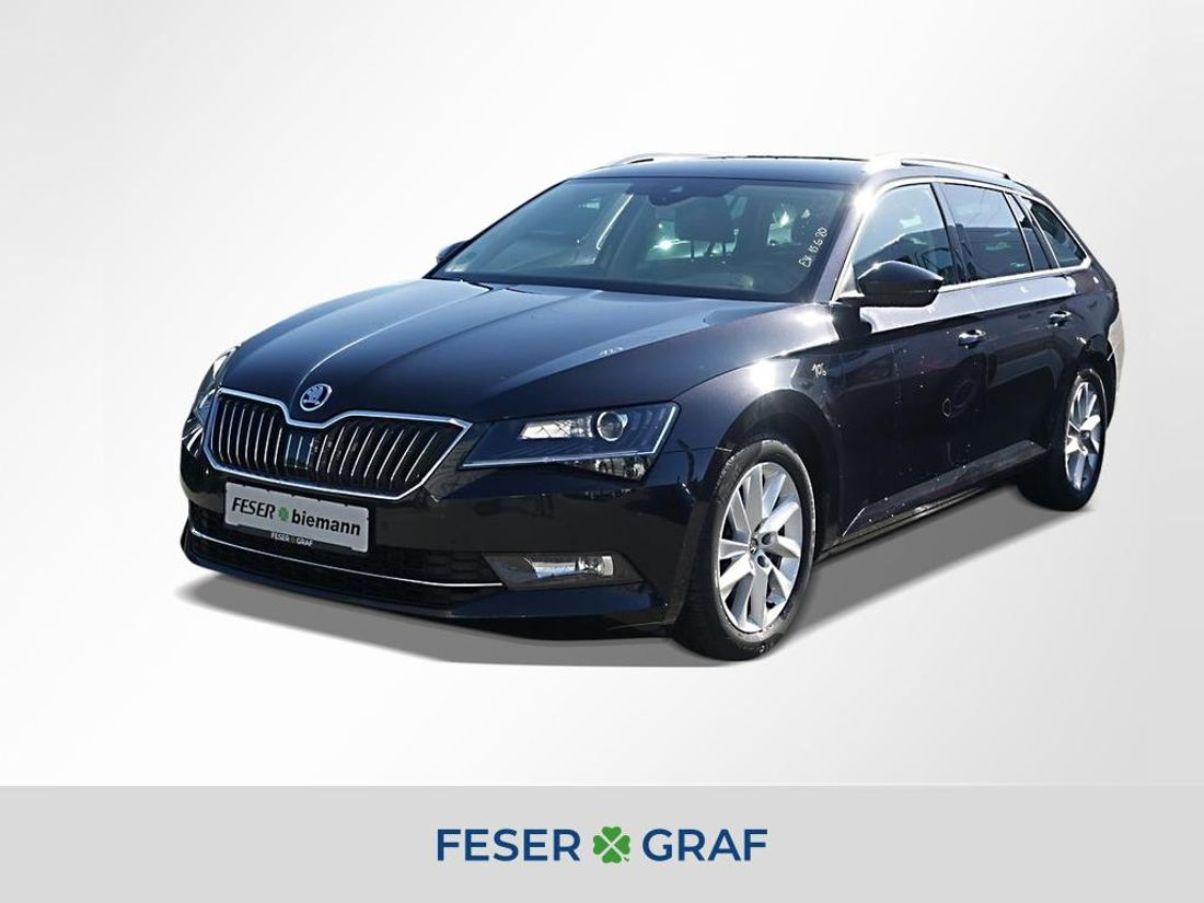 ŠKODA SUPERB (Bild 1/5)