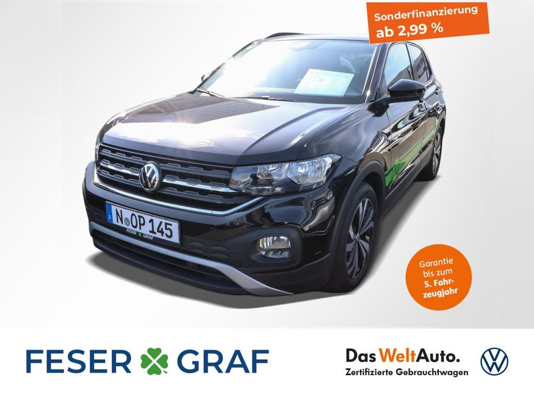VW T-CROSS (Bild 1/16)