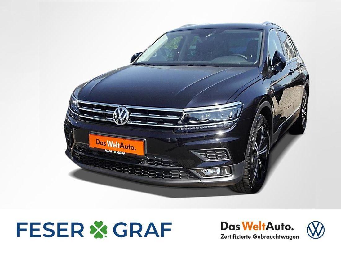VW TIGUAN (Bild 1/17)