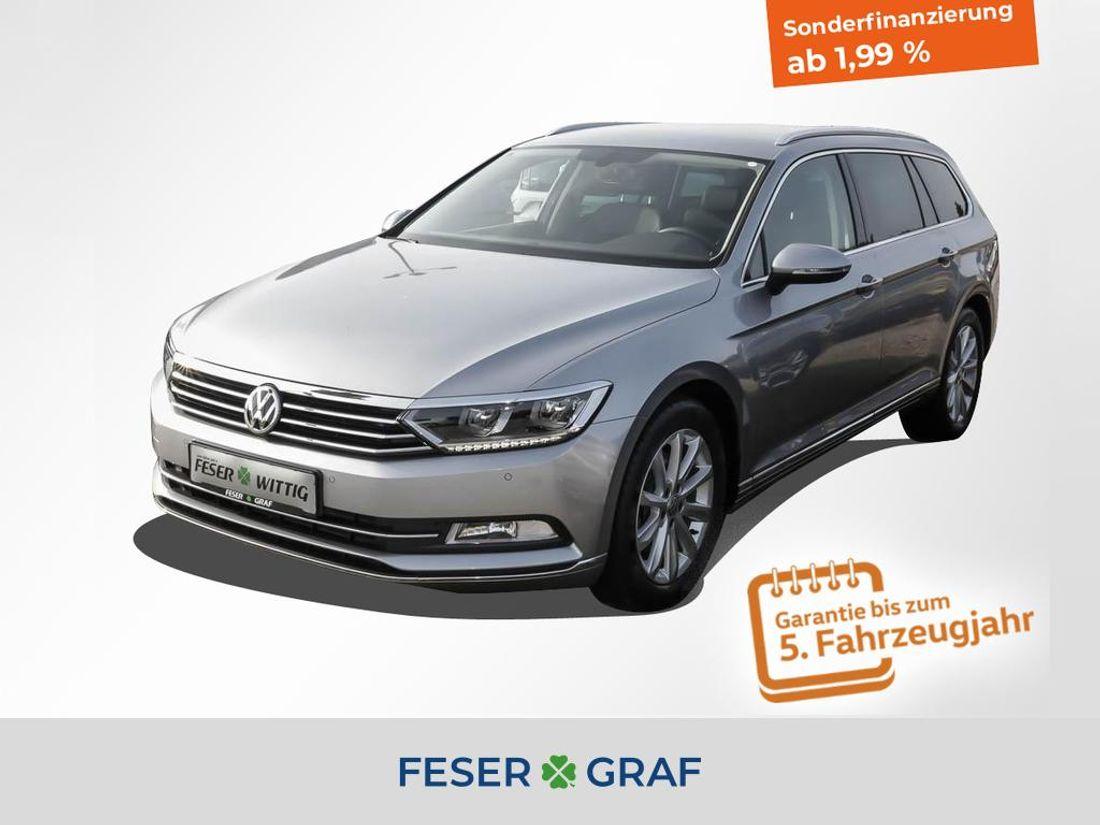 VW PASSAT VARIANT (Bild 1/14)