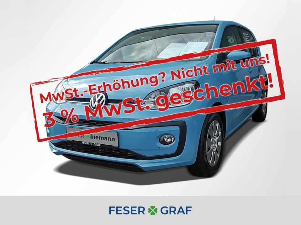 VW UP! (Bild 1/14)