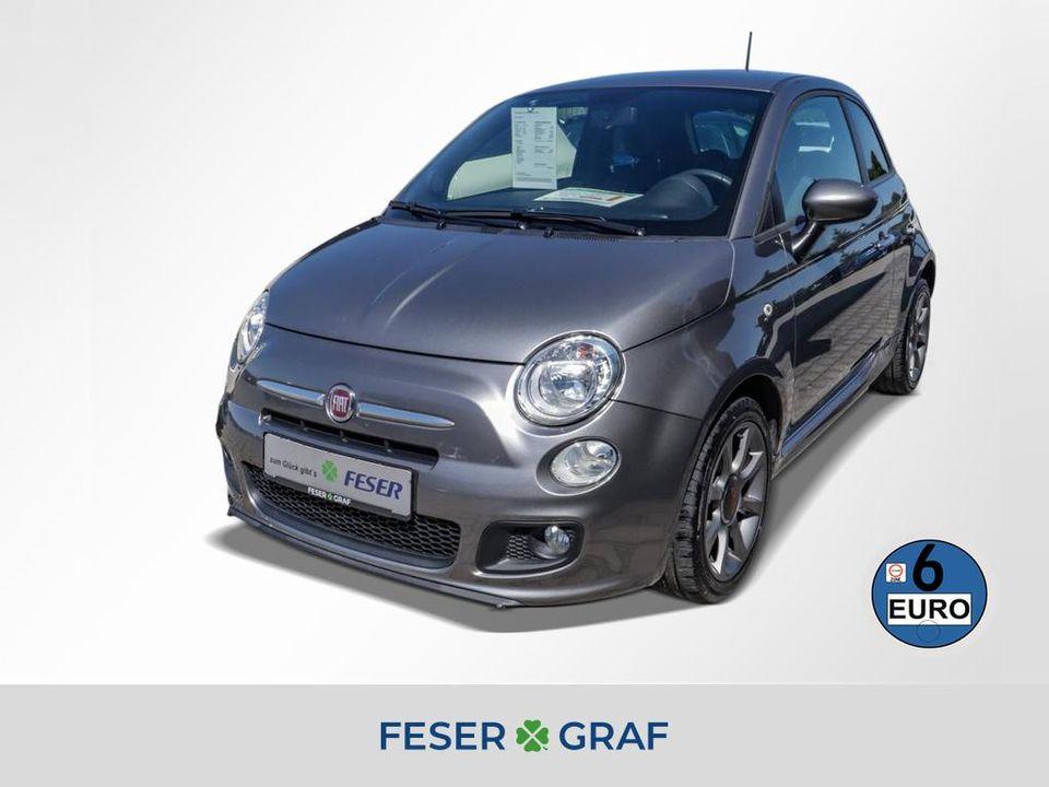 FIAT 500 (Bild 1/8)