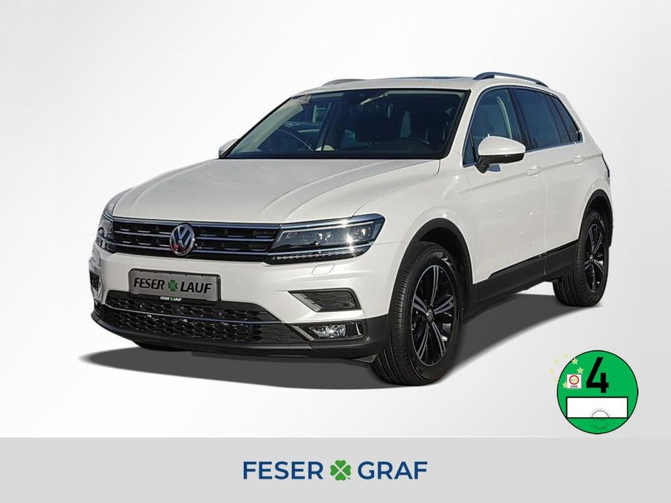 VW TIGUAN (Bild 1/13)
