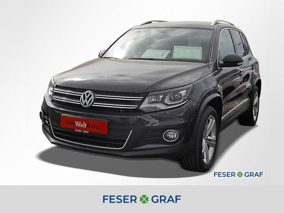 VW TIGUAN (Bild 1/11)