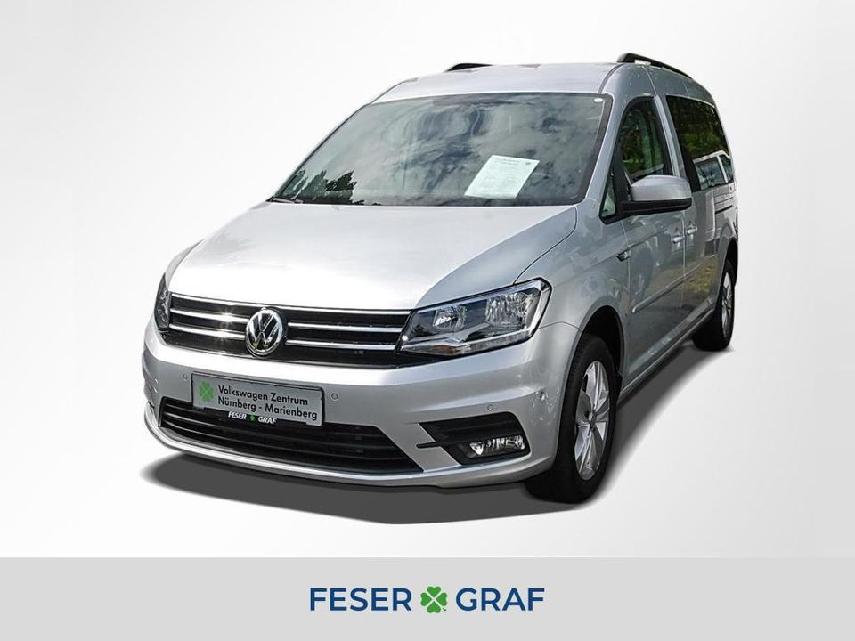 VW CADDY MAXI (Bild 1/15)