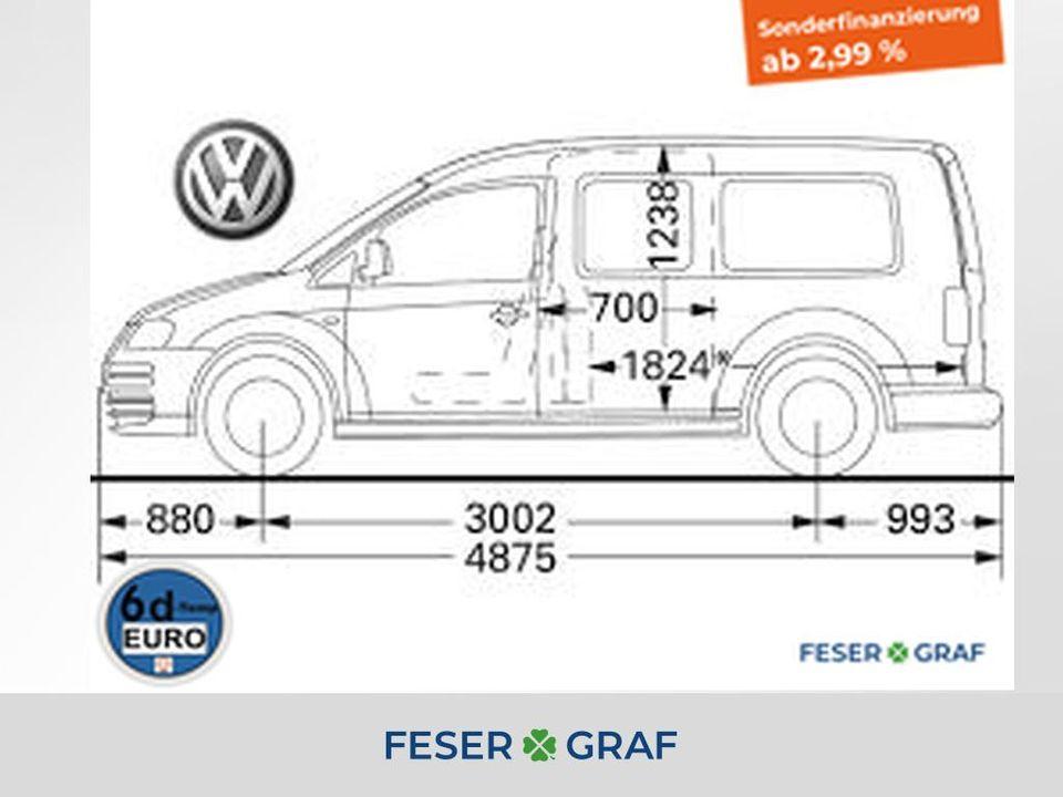 VW CADDY MAXI (Bild 1/16)