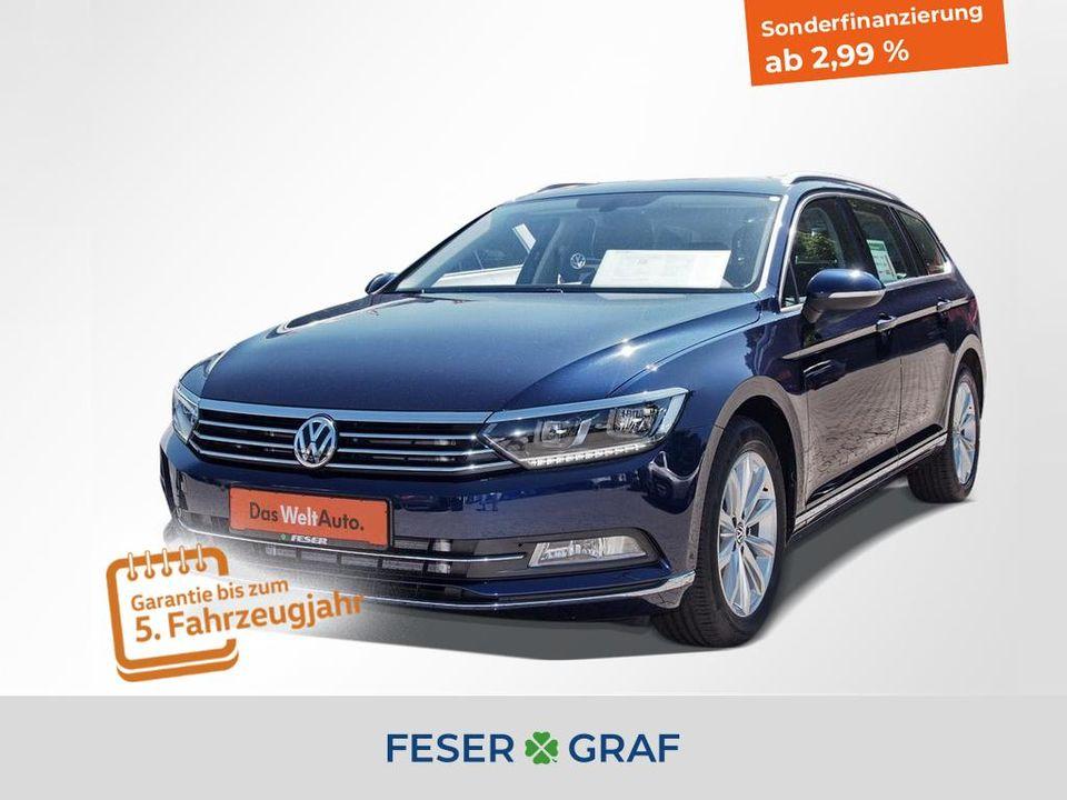 VW PASSAT VARIANT (Bild 1/15)