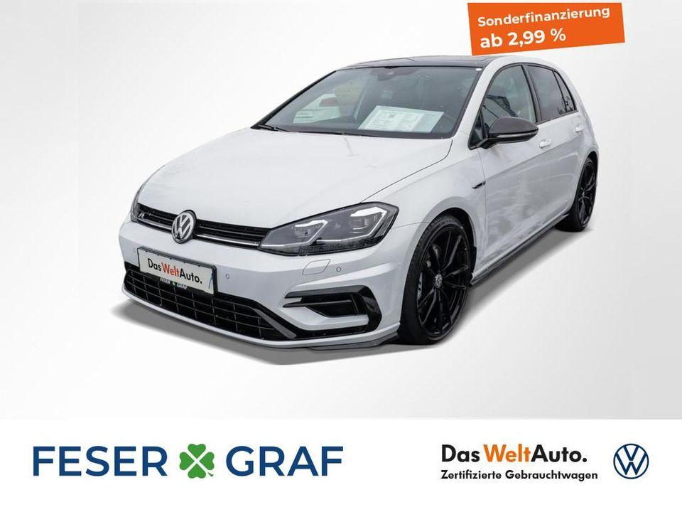 VW GOLF R (Bild 1/10)