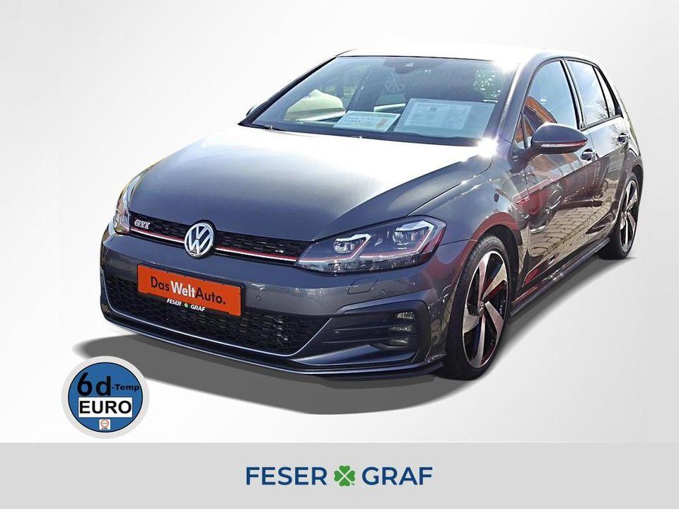 VW GOLF GTI (Bild 1/17)