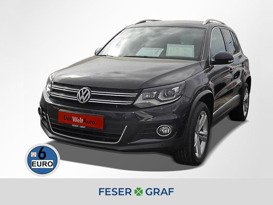 VW TIGUAN (Bild 1/14)