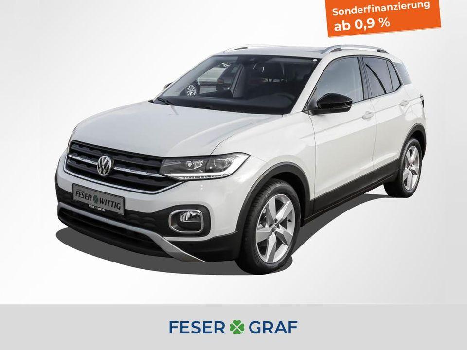 VW T-CROSS (Bild 1/14)