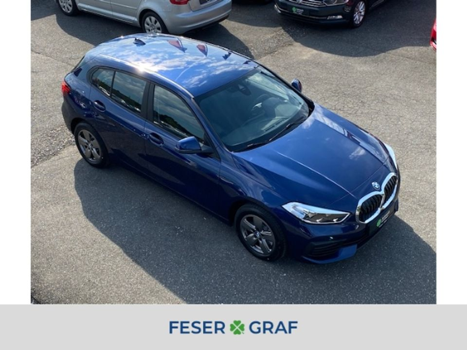 BMW 118 (Bild 1/19)