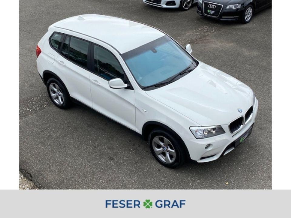 BMW X3 (Bild 1/19)